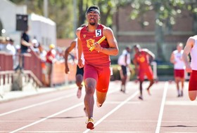 USC To Compete At Three Meets Around The Southland This Week
