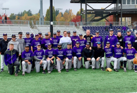 Successful Alumni Weekend Capped With Game At Husky Ballpark