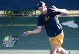 Cal Ends Run In Pacific Coast Doubles