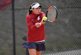 Cougars Complete First Day of ITA Northwest Regionals
