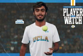 Nanda Named ITA SW Region Player to Watch