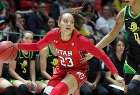 Women's Basketball Defeated By No. 3 Ducks, 90-63