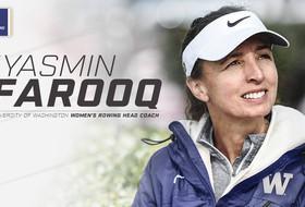 Yasmin Farooq Named Head Women's Rowing Coach