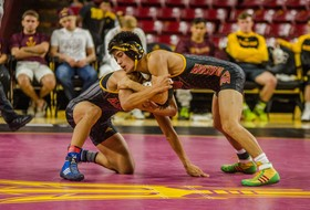 @ASUWrestling Opens Season with Comeback Win at Northern Colorado