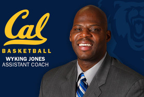 Wyking Jones Named California Men's Basketball Assistant Coach