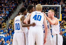 UCLA Basketball Loses at Alabama, 56-50