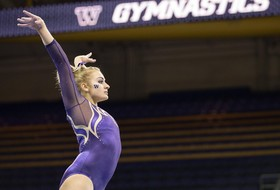 GymDawgs Host Second Intrasquad Meet