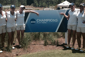 Cal Concludes Play at NCAA Women's Golf Championships