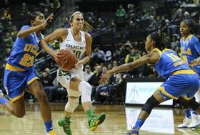 Notes: Ducks Battle No. 17 UCLA on Sunday