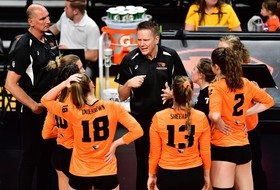 Three Sign to Join Beavers' Volleyball Program
