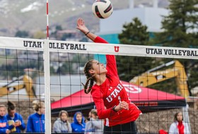 Drews Named Second Team All-Pac-12 for Beach Volleyball