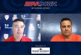 VIDEO: BearDown With Brian Jeffries and Sean Miller
