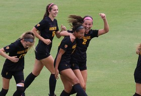 Sun Devils Roll to 4-0 Exhibition Victory Over Beijing All-Stars