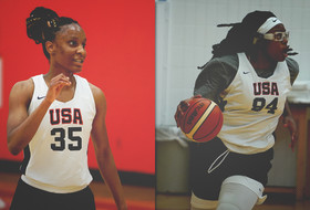 Pair Makes USA Rosters