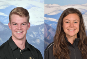 CU's Belk, Benner Named Pac-12 Tom Hansen Conference Medal Winners