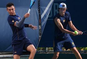 Draper, Hoffmann Reach Doubles Semifinals