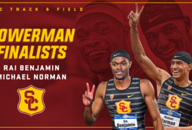 Benjamin & Norman Named Finalists For The Bowerman