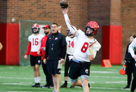 Spring Practice: Catching Up With the Quarterbacks