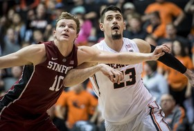 Beavs To Face Stanford Wednesday On The Farm