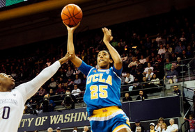 No. 9/7 UCLA Falls at No. 12/11 Washington, 82-70