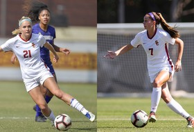 Jacobs, Bingham Selected in NWSL Draft