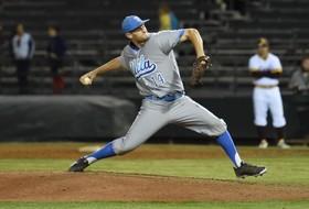 UCLA Drops Pitcher's Duel at Oregon, 2-1