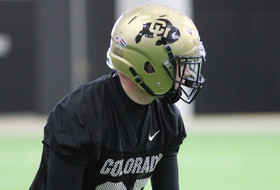 Buffs RB Bisharat Ready For Expanded Role