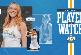 Bolton Named ITA National Player to Watch