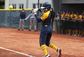 Five-Run Fourth Pushes Cal Past UConn, 8-4