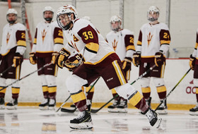 Pasichnuk Becomes First Sun Devil to 100 Career Points