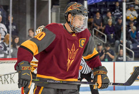 Hockey's Tyler Busch to Serve One-Game Suspension