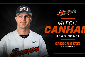 Former Beaver Standout Mitch Canham Chosen To Lead Oregon State Baseball