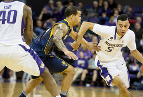 Andrews' Career Day Can't Avoid 72-59 Loss To Cal