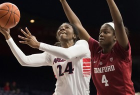 Media Names LaBrittney Jones to All-Pac-12 Team