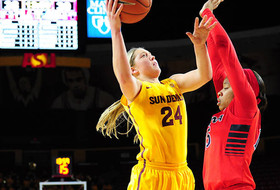 No. 11 Sun Devil WBB Travels to Tucson for Round Two of Territorial Cup® Series on Sunday