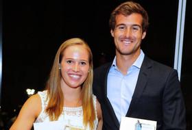 Anna Senko, Joe Sofia Named Pac-12 Tom Hansen Conference Medal Winners