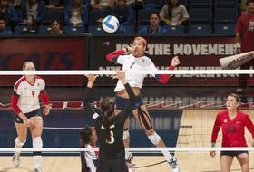 Arizona Sweeps Loyola Maryland to Open Wildcat Classic