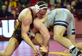 ASU's Stauffer Named Pac-12 Wrestler Of The Year
