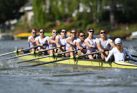 Huskies Win Five Out Of Nine Races At Cal