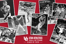 Utah Athletics Announces 2020 Hall of Fame Inductees
