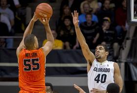 Brooks: Second-Half Surge Earns Buffs' First Pac-12 Win