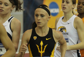 ASU T&F Sweeps Second At MPSF Indoor Meet