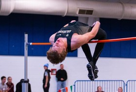 Cody Clears 7-Foot Barrier For Win