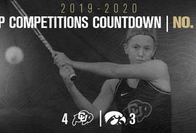 Top Competitions Countdown: No. 12, Tennis vs. Iowa