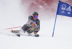 David Ketterer Wins Men's Slalom; Buffs Hold on to Lead at MSU Invite