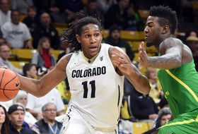 Fired-up Buffs Knock Off No. 10 Oregon
