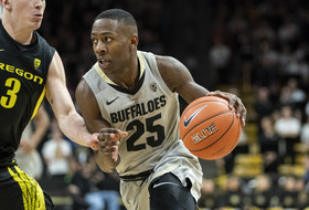 Buffs' Wright Ready For Challenge Against ASU, Arizona Star Guards