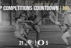 Top Competitions Countdown: No. 11, Lacrosse vs. Oregon