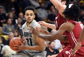 Buffs Roll Past Washington State, 81-49