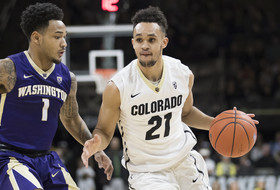 Buffs Roll To Win Over Huskies, 81-66